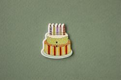 Декор торт - фото 4836