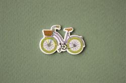 Декор велосипед - фото 4897