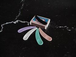 Лопатка для крема 5 цветов - фото 5192