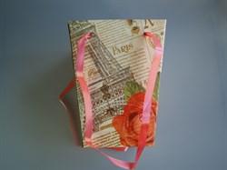Коробка для цветов - фото 5755
