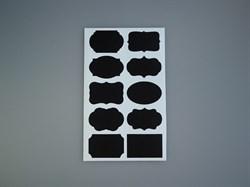 меловые наклейки №1 - фото 5801