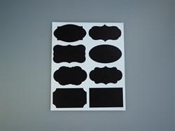 меловые наклейки №2 - фото 5807