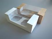 Коробка витрина 20х8х8